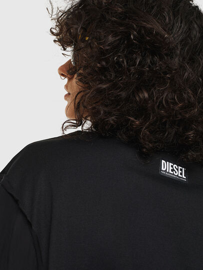 Diesel - T-MENOX, Black - Tops - Image 5