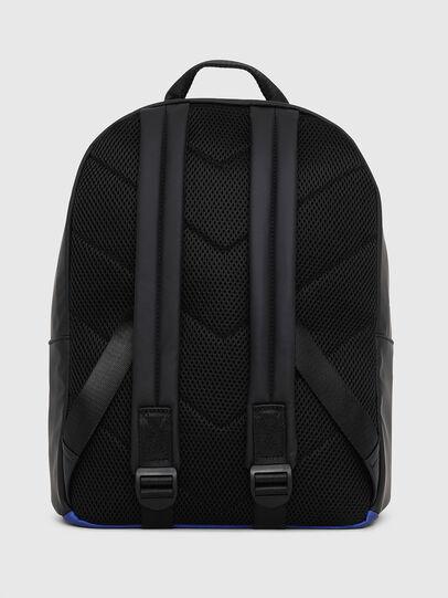 Diesel - BOLD BACKPACK, Blue/Black - Bags - Image 2