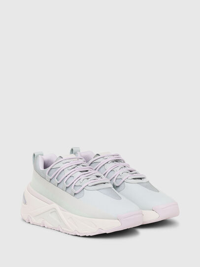 Diesel - S-HERBY SB, Light Blue - Sneakers - Image 2
