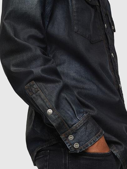 Diesel - D-BANDY-B,  - Denim Shirts - Image 3