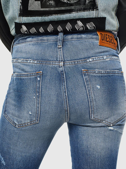 Diesel - D-Rifty 0097B, Medium blue - Jeans - Image 5