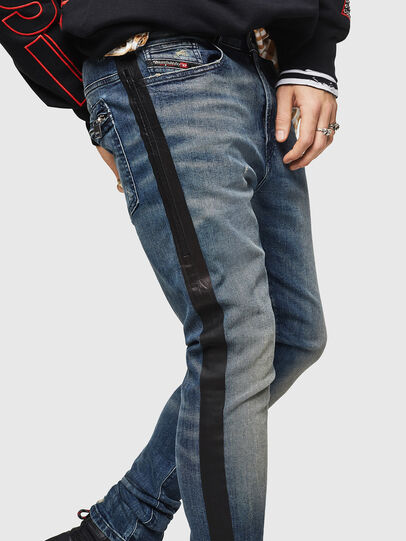 Diesel - D-Amny 069GB, Medium blue - Jeans - Image 5