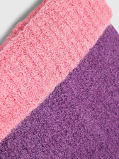 Diesel - K-FLUFS, Violet - Knit caps - Image 3