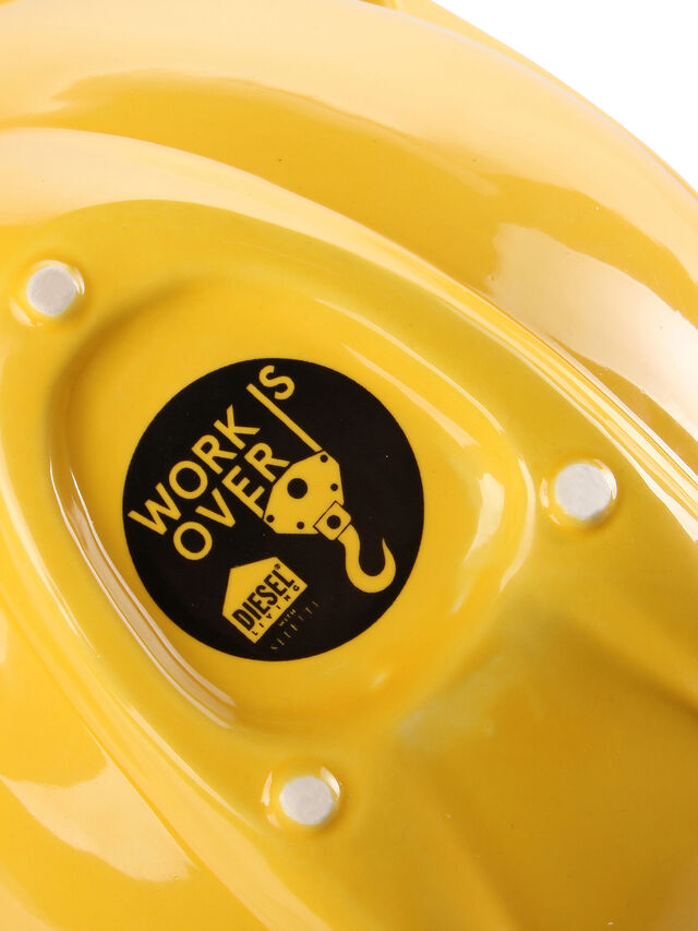 Diesel - 11057 WORK IS OVER, Yellow - Home Accessories - Image 5