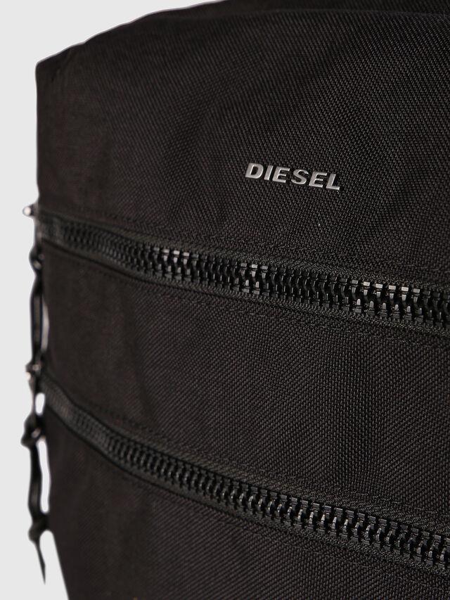 Diesel - F-URBHANITY CROSSBOD, Black - Backpacks - Image 7