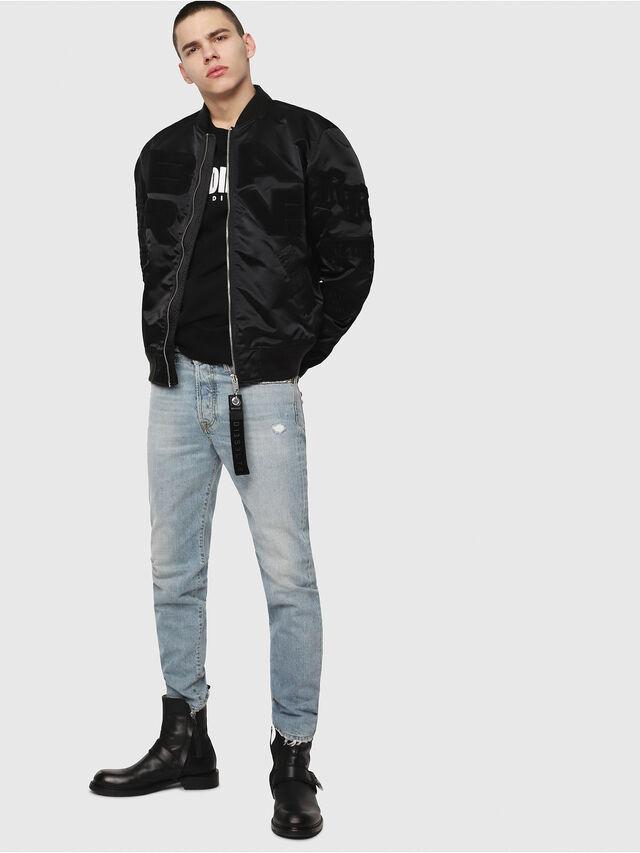 Diesel - Mharky 080AF, Light Blue - Jeans - Image 5