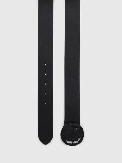 Diesel - B-TARZO, Black - Belts - Image 3