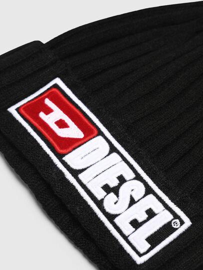 Diesel - FCODERBJ, Black - Other Accessories - Image 3