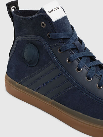 Diesel - S-ASTICO MC LOGO, Blue - Sneakers - Image 4