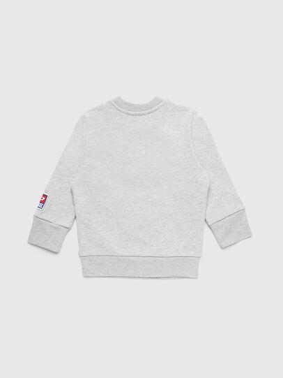 Diesel - SCREWDIVISIONB-D-R, Grey - Sweaters - Image 2