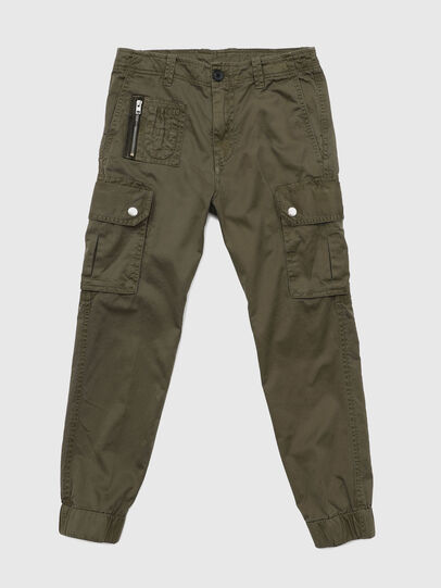 Diesel - PHANTOSKY, Military Green - Pants - Image 1