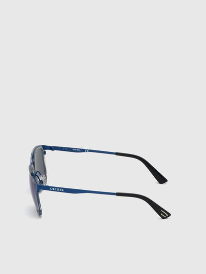 Diesel - DL0294, Blue - Sunglasses - Image 3