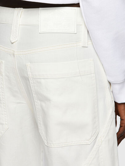 Diesel - D-Laly 0HDAI, White - Jeans - Image 3