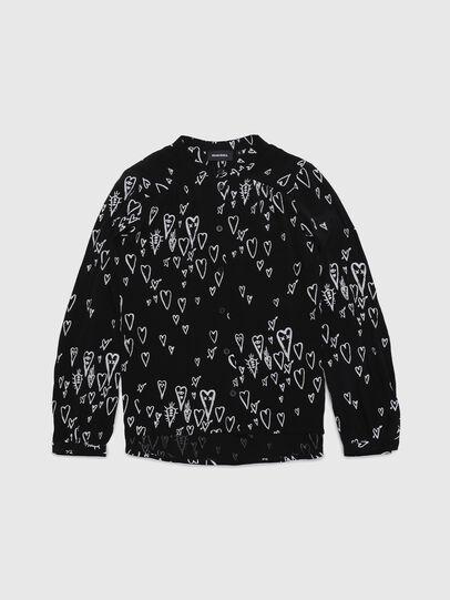 Diesel - CYDUANE, Black - Shirts - Image 1