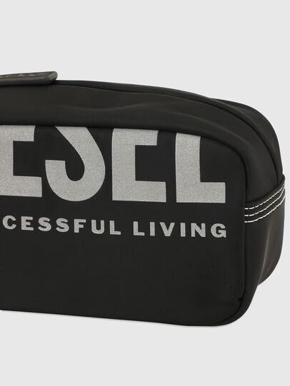 Diesel - BOLD POUCH II, Black - Bags - Image 6