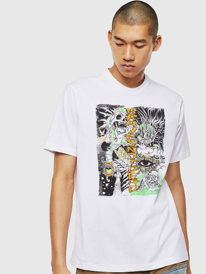 Diesel - T-JUST-J13,  - T-Shirts - Image 1
