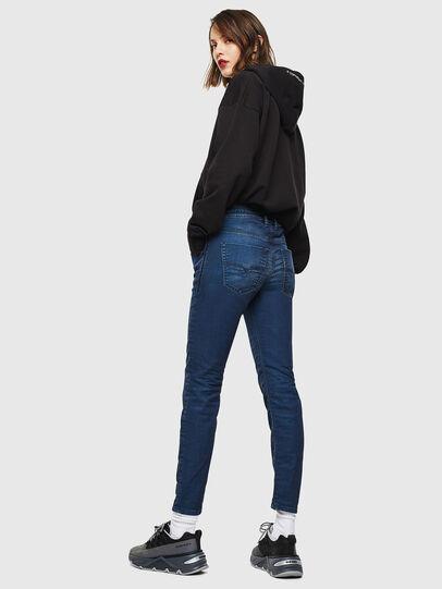 Diesel - Krailey JoggJeans 069KM, Dark Blue - Jeans - Image 2