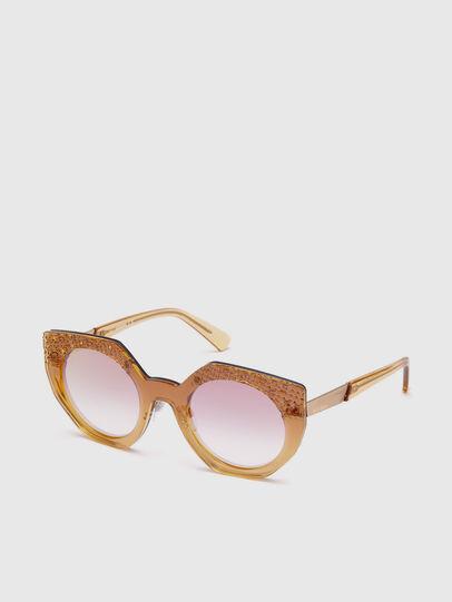 Diesel - DL0258, Pink - Sunglasses - Image 2