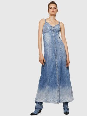 DE-ARIN, Light Blue - Dresses