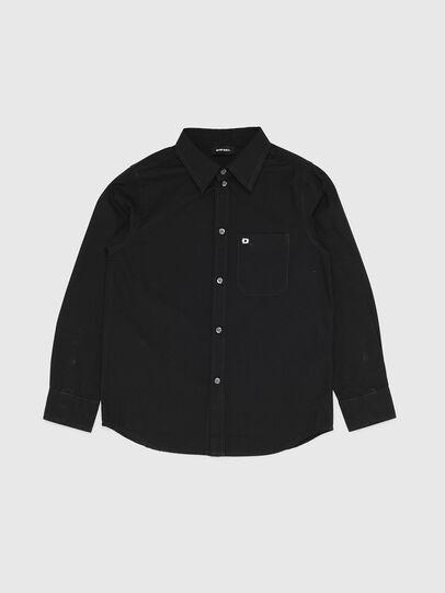 Diesel - CSMOI, Black - Shirts - Image 1