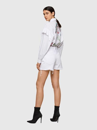 Diesel - C-JODI, White - Shirts - Image 4