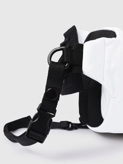 Diesel - F-URBHANITY BUMBAG, Silver - Belt bags - Image 6