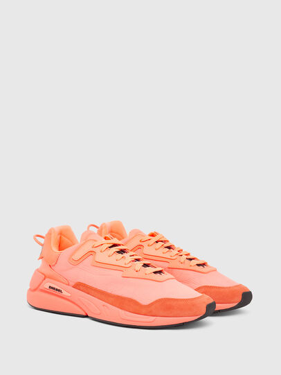 Diesel - S-SERENDIPITY LC, Pink - Sneakers - Image 2