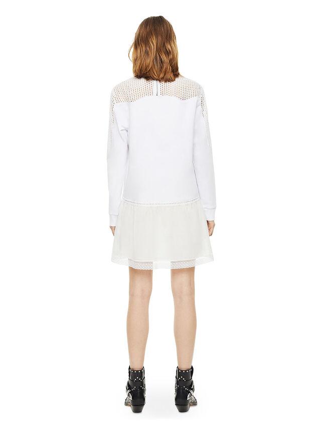 Diesel - DEMIX, White - Dresses - Image 2