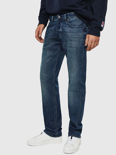 Diesel - Larkee CN025, Medium blue - Jeans - Image 5