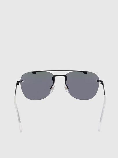 Diesel - DL0350, Black - Sunglasses - Image 4