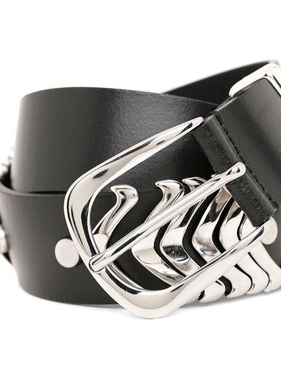 Diesel - B-BURNY, Black - Belts - Image 2