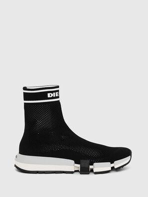 H-PADOLA NET W, Black - Sneakers