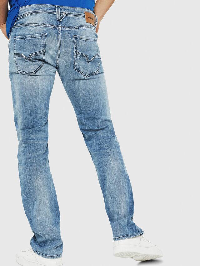Diesel - Larkee 081AL, Light Blue - Jeans - Image 2