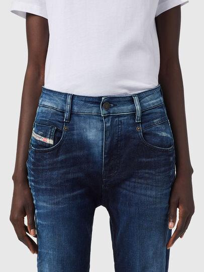 Diesel - Fayza JoggJeans® 069XX, Dark Blue - Jeans - Image 3