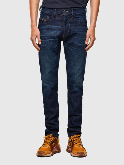 Diesel - D-Strukt 09A48, Dark Blue - Jeans - Image 1