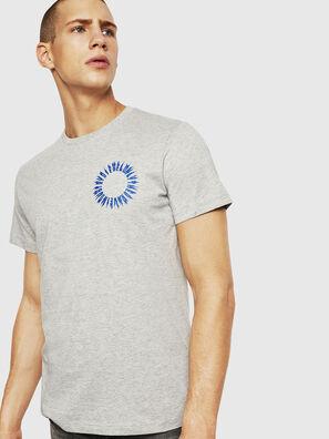 T-DIEGO-A12, Light Grey - T-Shirts