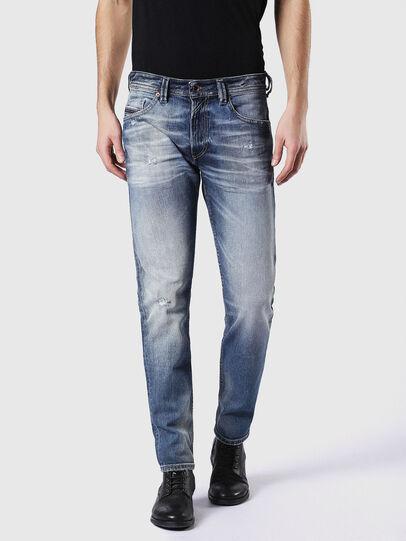 Diesel - Thommer 084DD, Dark Blue - Jeans - Image 2