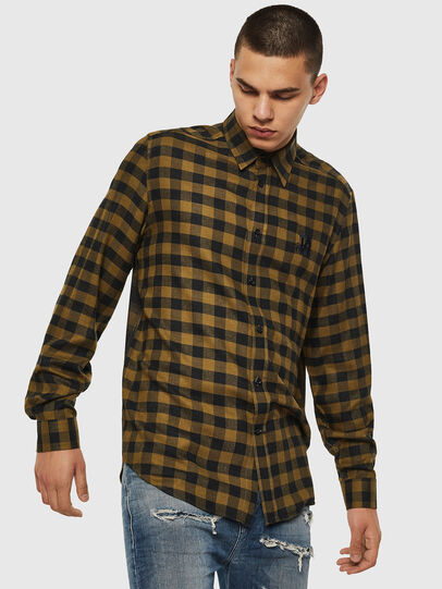 Diesel - S-VEN-CHECK,  - Shirts - Image 1