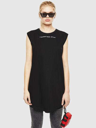 Diesel - D-FELIX, Black - Dresses - Image 1