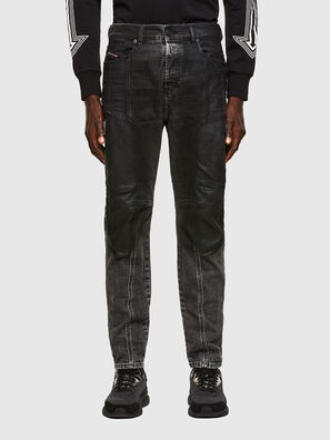 D-Vider 009QZ, Black/Dark grey - Jeans