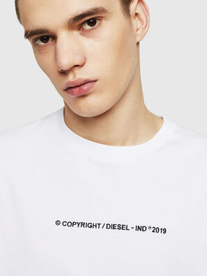 T-JUST-COPY, White - T-Shirts