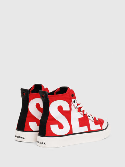 Diesel - S-ASTICO MC, Red/White - Sneakers - Image 3