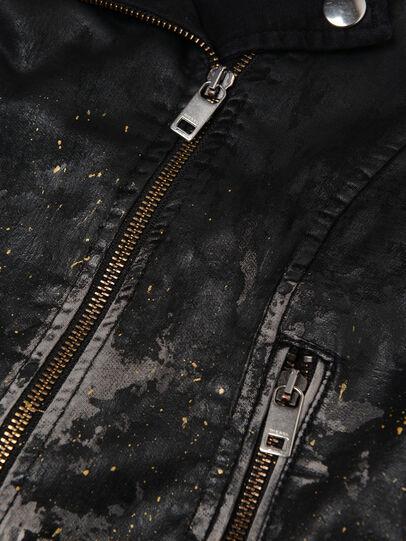 Diesel - JKERBIZ-SP JOGGJEANS, Black - Jackets - Image 3