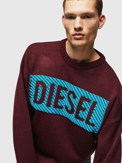 Diesel - K-LOGOX-C,  - Knitwear - Image 3