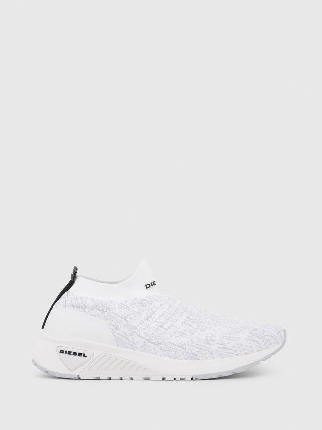 Diesel - S-KB ATHL SOCK, White - Sneakers - Image 1