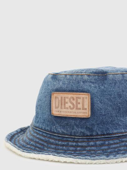 Diesel - C-DENIUS, Blue - Caps - Image 3