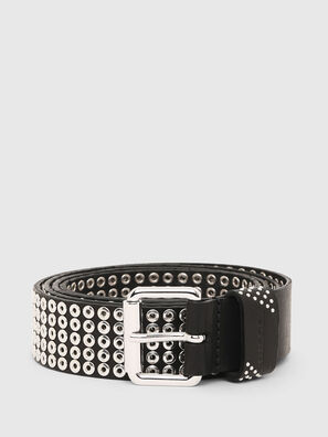 B-OPPE, Black - Belts