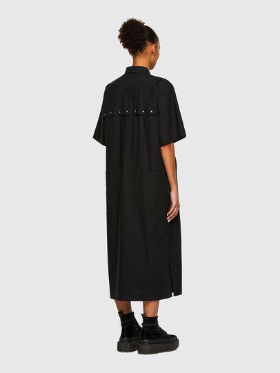 Diesel - D-LIZETH, Black - Dresses - Image 7