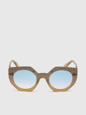 DL0258, Honey - Sunglasses