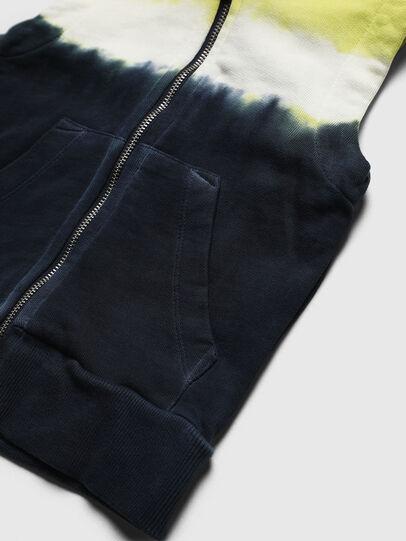 Diesel - SELBYDEEPB, Blue/Yellow - Sweaters - Image 4